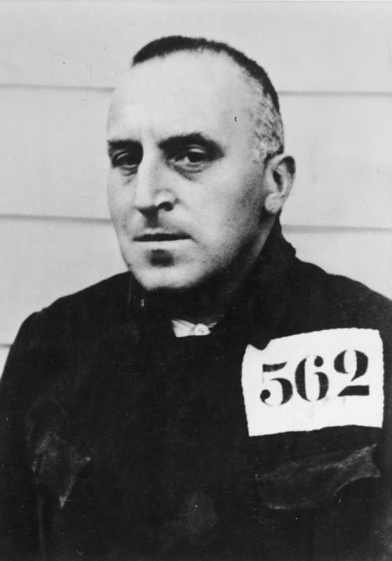 Portrait Carl von Ossietzky