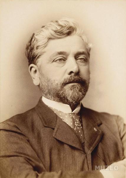 Portrait Gustave Eiffel