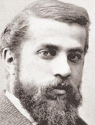 Portrait Antoni Gaudi