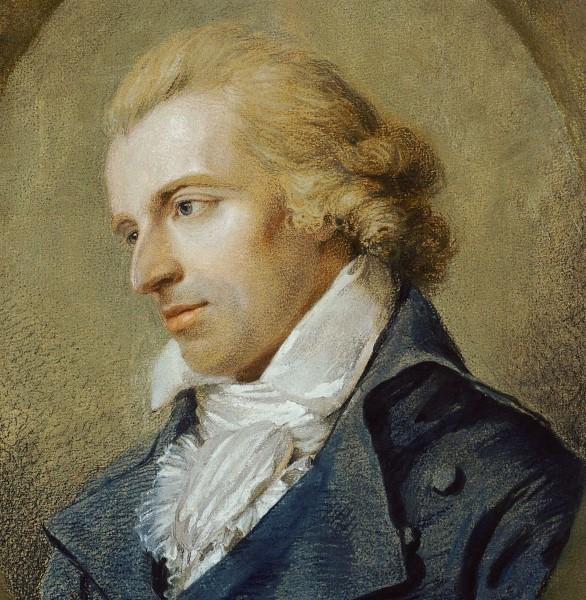 Portrait Friedrich von Schiller