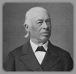 Portrait Carl Remigius Fresenius