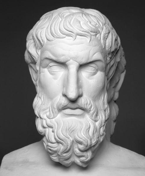 Portrait Epikur