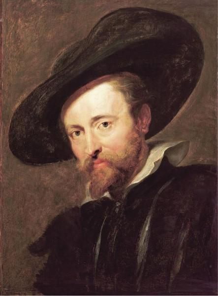 Portrait Peter Paul Rubens